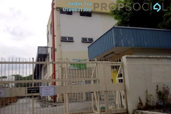 For Sale Factory at Hicom Glenmarie, Shah Alam Freehold Semi Furnished 0R/0B 15m