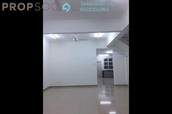 For Sale Terrace at Damai Residences, Kota Kemuning Freehold Unfurnished 4R/4B 748k