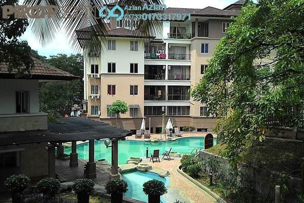 For Sale Condominium at Sri Lojing, Wangsa Maju Leasehold Semi Furnished 3R/3B 700k