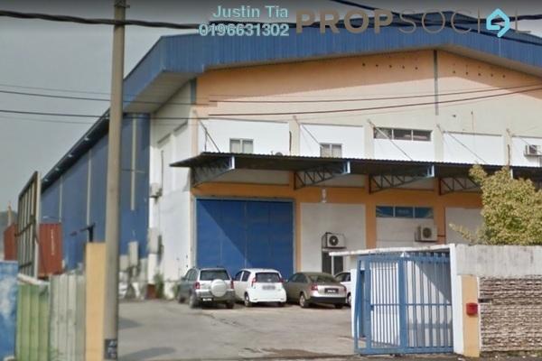 For Rent Factory at Kampung Baru Subang, Shah Alam Freehold Semi Furnished 0R/0B 30k