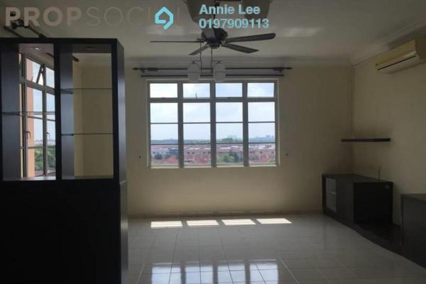 For Sale Apartment at Taman Nusa Bestari 1, Iskandar Puteri (Nusajaya) Freehold Semi Furnished 3R/2B 330k