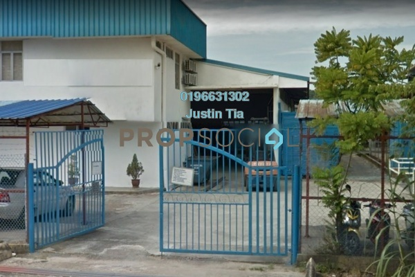 For Rent Factory at Cheras Jaya Industrial Park, Balakong Freehold Semi Furnished 0R/0B 16k