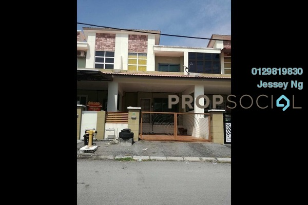 For Rent Terrace at Panorama Lapangan Perdana, Ipoh Freehold Unfurnished 4R/3B 900translationmissing:en.pricing.unit