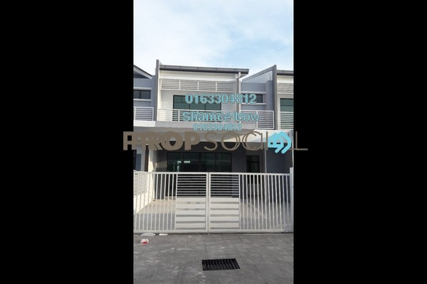 For Rent Terrace at Lakeside Residences, Puchong Freehold Unfurnished 5R/4B 1.8k