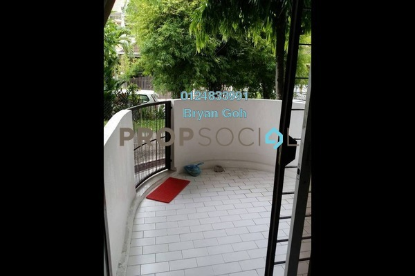 For Rent Apartment at Mutiara Court, Gelugor Freehold Semi Furnished 3R/2B 1.3k