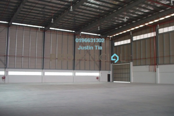 For Rent Factory at Kampung Baru Subang, Shah Alam Freehold Semi Furnished 0R/0B 12k