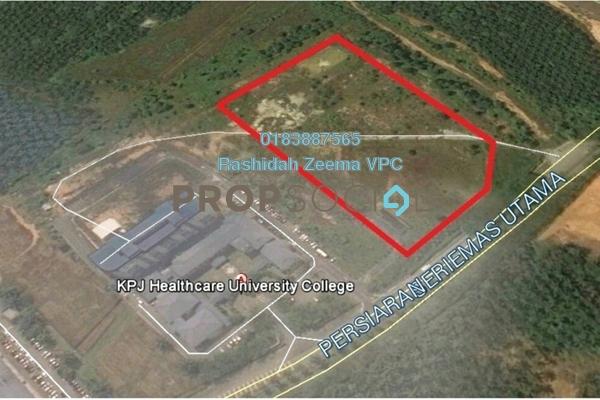 For Sale Land at Persiaran Seriemas Utama, Kota Seriemas Freehold Unfurnished 0R/0B 10.1m