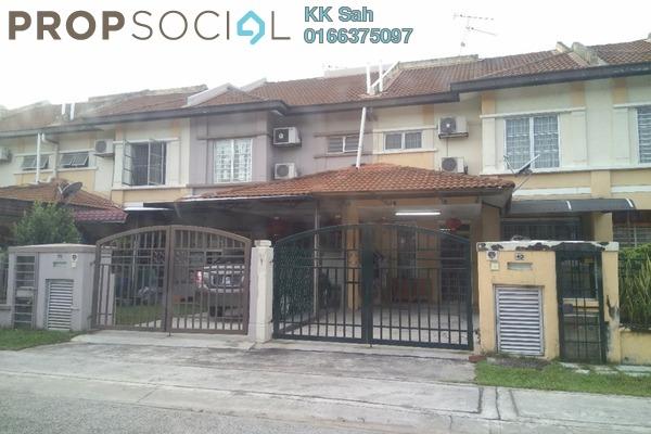 For Rent Link at Seksyen 6, Bandar Bukit Mahkota Freehold Semi Furnished 4R/3B 1k