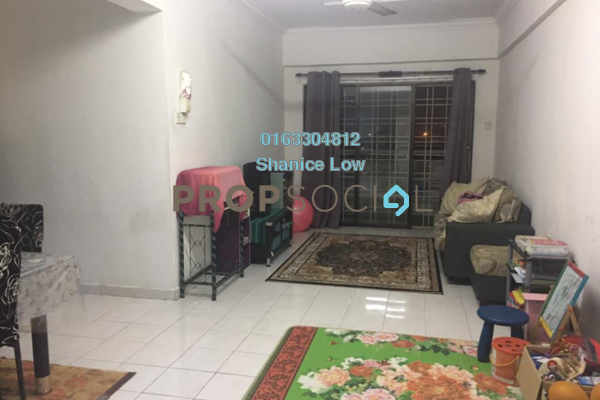For Sale Condominium at Vista Millennium, Puchong Freehold Unfurnished 3R/2B 275k