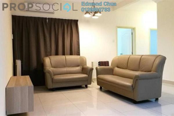 For Rent Condominium at Pelangi Utama, Bandar Utama Freehold Fully Furnished 3R/2B 2k