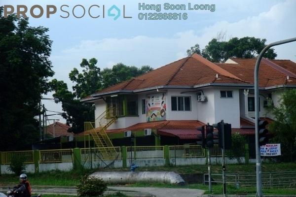 For Rent Townhouse at Laman Impian, Sunway Damansara Freehold Semi Furnished 3R/2B 2.5k