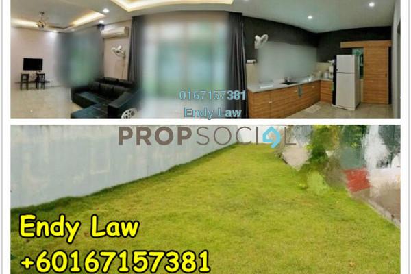 For Sale Terrace at Nusa Sentral, Iskandar Puteri (Nusajaya) Freehold Semi Furnished 4R/3B 838k