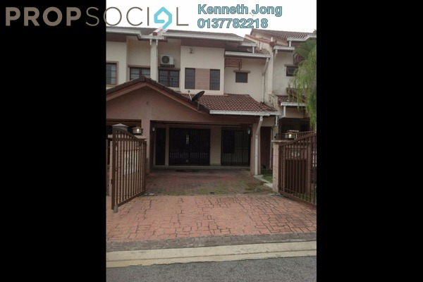For Sale Terrace at Atilia, Ara Damansara Freehold Semi Furnished 4R/3B 1.28m