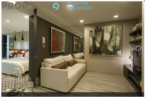 For Sale Condominium at VERVE Suites, Old Klang Road Freehold Fully Furnished 1R/1B 661k