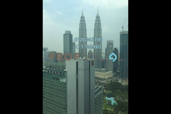 For Sale Condominium at Quadro Residences, KLCC Freehold Semi Furnished 4R/5B 2.75m