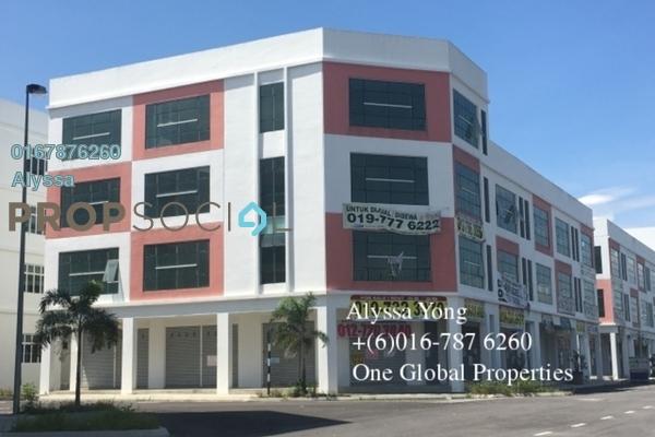 For Rent Shop at SiLC, Iskandar Puteri (Nusajaya) Freehold Unfurnished 0R/0B 11k