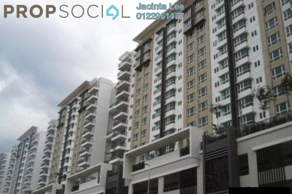 For Sale Condominium at First Residence, Kepong Leasehold Unfurnished 3R/2B 570k