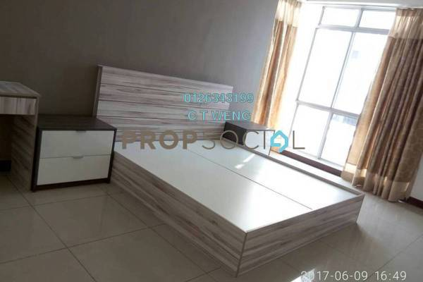 For Rent Condominium at Ampang Putra Residency, Ampang Freehold Fully Furnished 3R/2B 2.7k