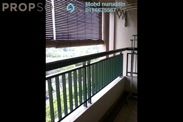 For Sale Condominium at Seri Maya, Setiawangsa Freehold Semi Furnished 3R/3B 750k