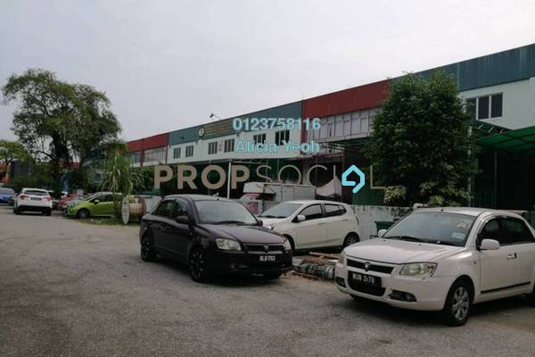 For Sale Factory at Taman Perindustrian Puchong, Puchong Leasehold Unfurnished 0R/2B 1.28m