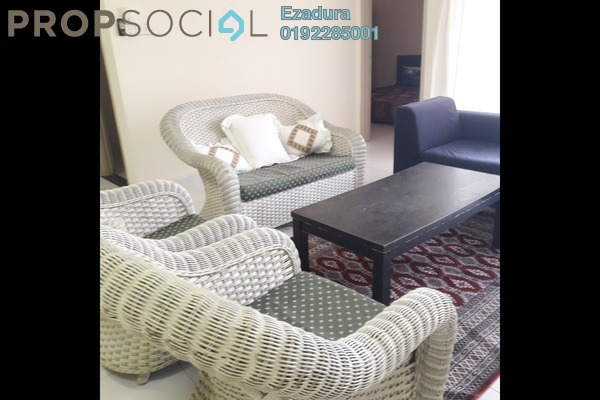 For Rent Condominium at Cyberia Crescent 1, Cyberjaya Freehold Fully Furnished 3R/2B 1.45k
