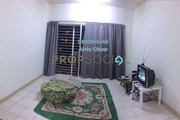 For Rent Condominium at Cengal Condominium, Bandar Sri Permaisuri Freehold Unfurnished 3R/2B 1.2k