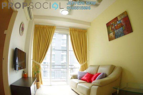 For Rent Duplex at Mei On The Madge, Ampang Hilir Freehold Fully Furnished 2R/1B 2.7k