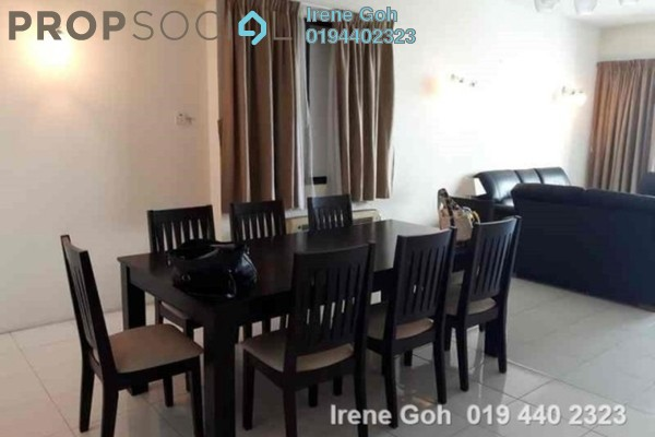 For Rent Condominium at Sri Pangkor, Pulau Tikus Freehold Fully Furnished 4R/3B 3.6k