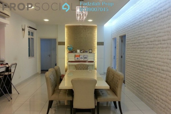 For Rent Condominium at Ceriaan Kiara, Mont Kiara Freehold Fully Furnished 3R/4B 4.5k