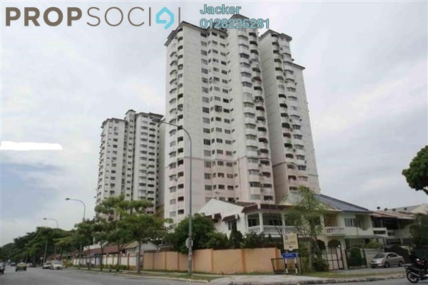 For Rent Condominium at BAM Villa, Cheras Freehold Semi Furnished 2R/2B 1.5k