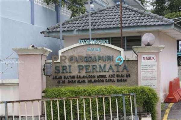 For Rent Condominium at Sri Permata, Shah Alam Freehold Fully Furnished 2R/2B 1.4k