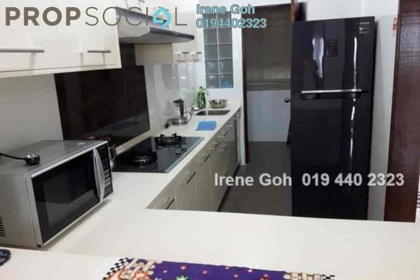 For Rent Condominium at Sea View Garden, Batu Ferringhi Freehold Fully Furnished 3R/2B 2.2k