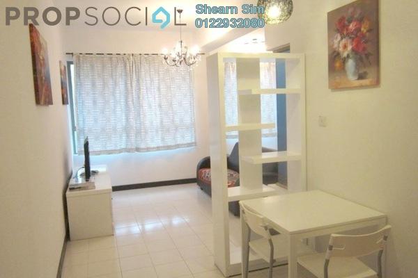 For Rent Condominium at Ritze Perdana 1, Damansara Perdana Freehold Fully Furnished 1R/1B 1.4k