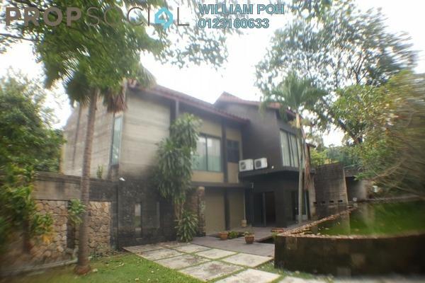 For Rent Bungalow at Taman Bukit Damansara, Damansara Heights Freehold Semi Furnished 4R/5B 14.5k