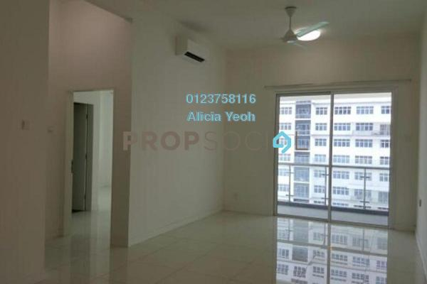 For Rent Condominium at Skypod, Bandar Puchong Jaya Freehold Semi Furnished 2R/2B 1.7k