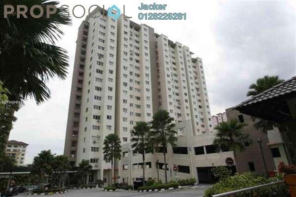 For Rent Condominium at Danau Murni, Taman Desa Freehold Semi Furnished 3R/2B 1.4k