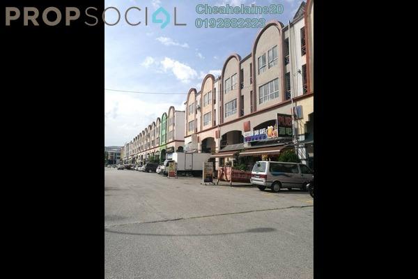 For Rent Shop at KiPark Sri Utara, Jalan Ipoh Freehold Unfurnished 1R/6B 6.8k