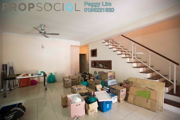 For Rent Terrace at Taman Meranti Jaya, Puchong Freehold Semi Furnished 0R/0B 1.8k