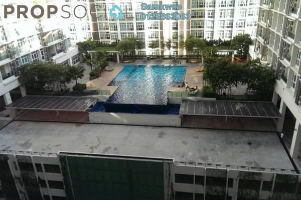 For Rent Condominium at Mutiara Villa, Bukit Ceylon Freehold Semi Furnished 3R/2B 1.8k