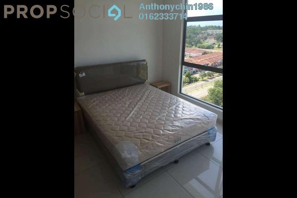 For Rent Condominium at Zeva, Bandar Putra Permai Freehold Fully Furnished 0R/1B 1.2k