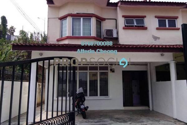 For Sale Terrace at Taman Bukit Ria, Kajang Leasehold Unfurnished 4R/3B 560k