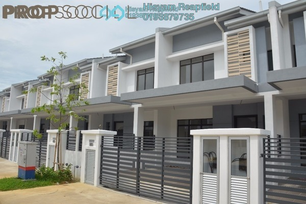 For Sale Terrace at Alpine @ M Residence 2, Rawang Freehold Unfurnished 4R/3B 530k