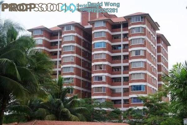 For Rent Condominium at Green Acre Park, Bandar Sungai Long Freehold Unfurnished 3R/2B 1.2k