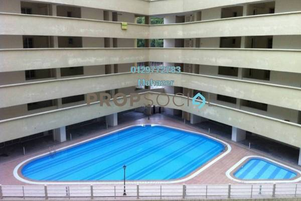 For Sale Apartment at Spring Ville, Ukay Freehold Semi Furnished 3R/2B 270k