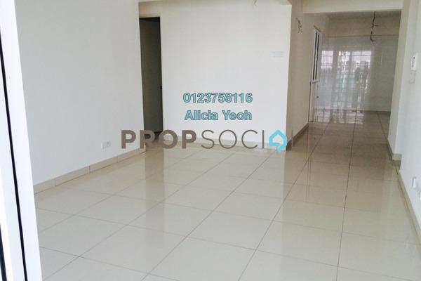 For Sale Condominium at The Regina, UEP Subang Jaya Leasehold Unfurnished 4R/3B 680k