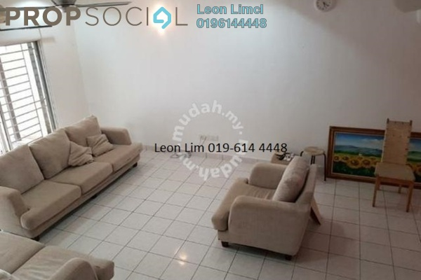 For Sale Terrace at PU2, Bandar Puchong Utama Freehold Semi Furnished 4R/3B 855k