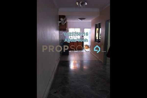 For Rent Terrace at Serindit, Bandar Puchong Jaya Freehold Semi Furnished 3R/2B 1.2k