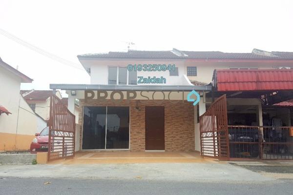 For Sale Terrace at Taman Kantan Permai, Kajang Freehold Unfurnished 3R/2B 385k