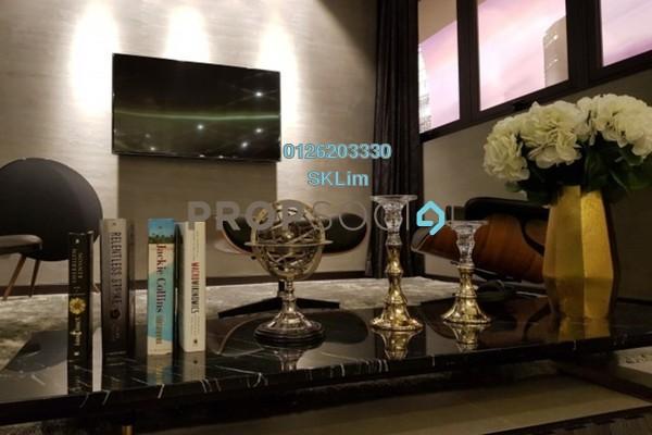 For Sale Condominium at Sky Vista Residensi, Cheras Freehold Semi Furnished 3R/0B 430k