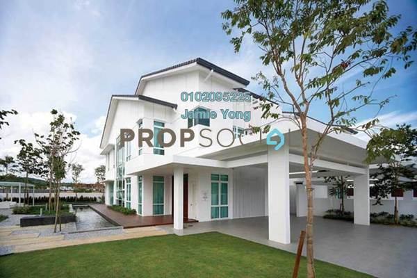 For Sale Superlink at Precinct 9, Putrajaya Freehold Unfurnished 4R/4B 520k